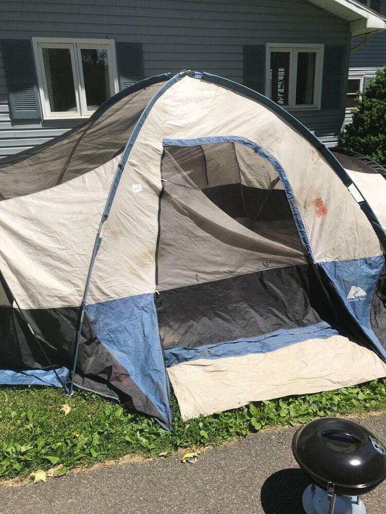 Advertisement(eBay) Ozark Trail 6 Person Instant Cabin Tent