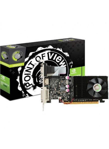 Placa de video Point of View Geforce GT630 2GB
