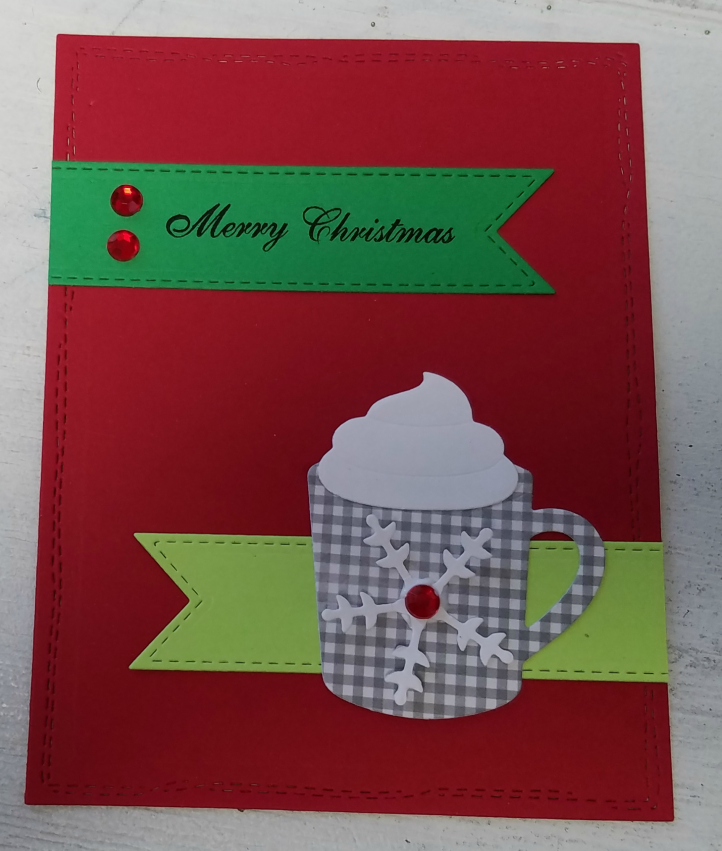 Hot Cocoa 2 in 2020 Christmas sentiments, Hot cocoa
