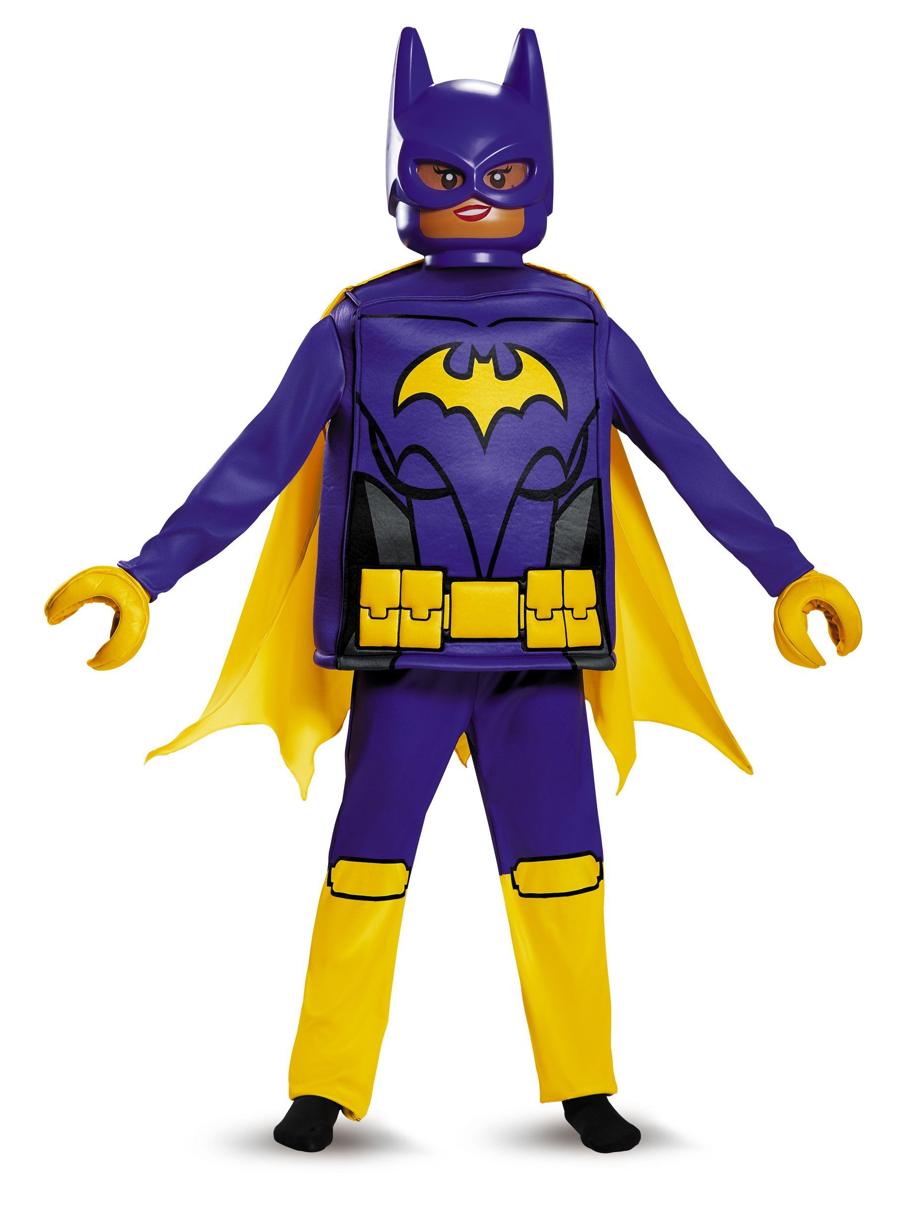 Batgirl LEGO Movie Deluxe Costume Black Medium 78 * Take a