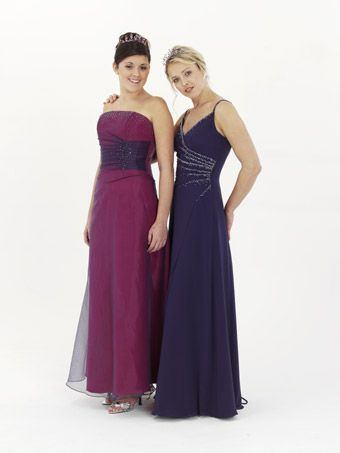 Elizabeth Smith - Coloured Gowns