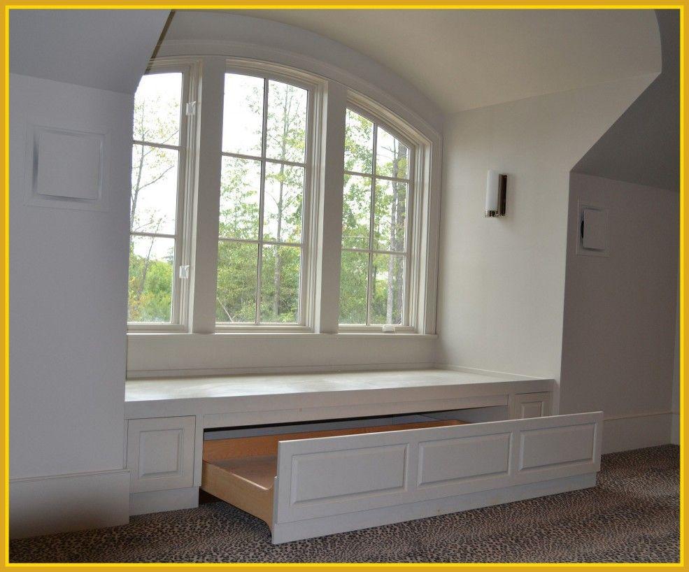 Architecture Under Window Cabinet