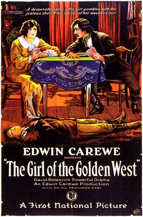 Watch The Girl of the Golden West Full-Movie Streaming