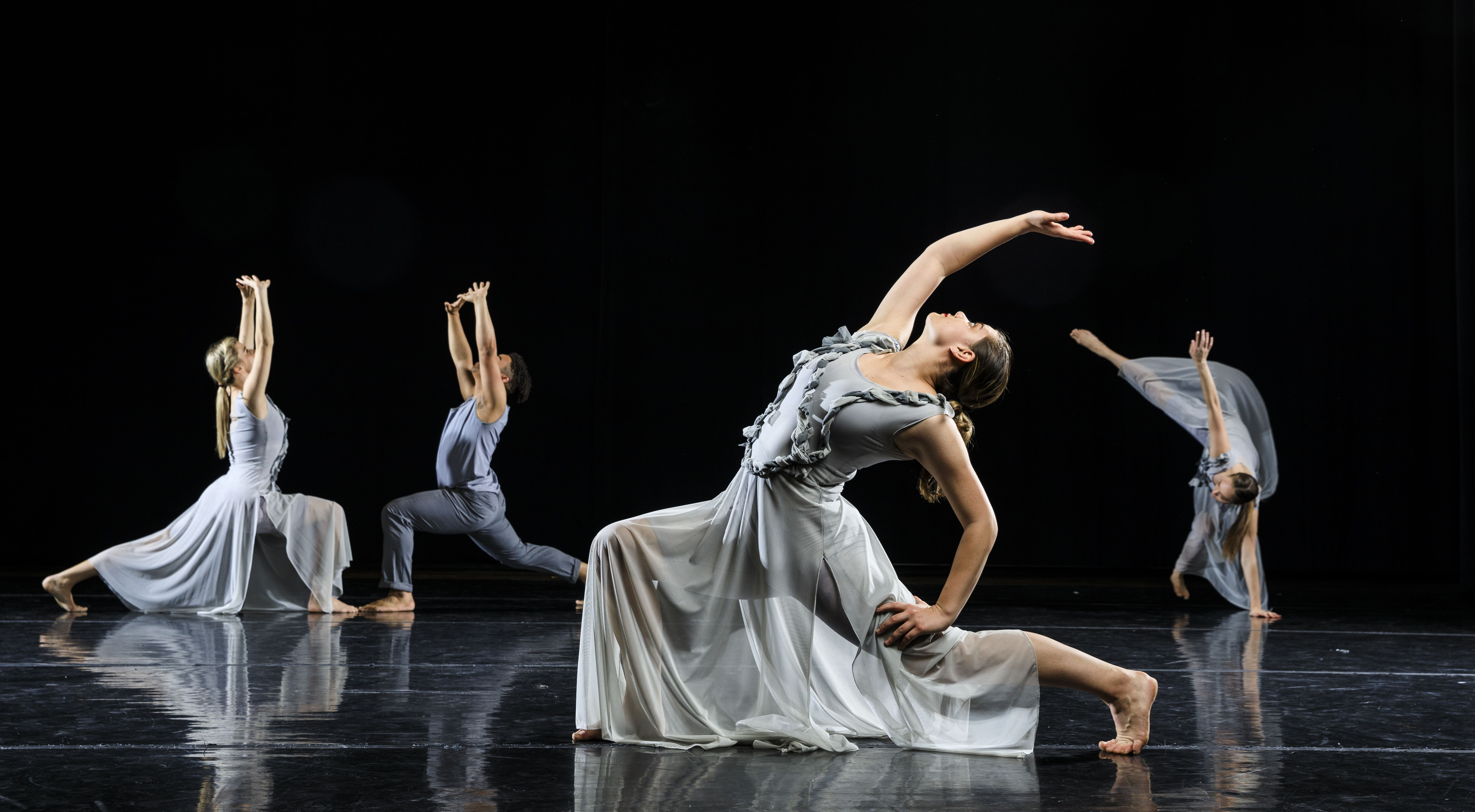 Contemporary Dance Theatre Byu Performing Arts Management Performance Art Contemporary Dance Arts Management