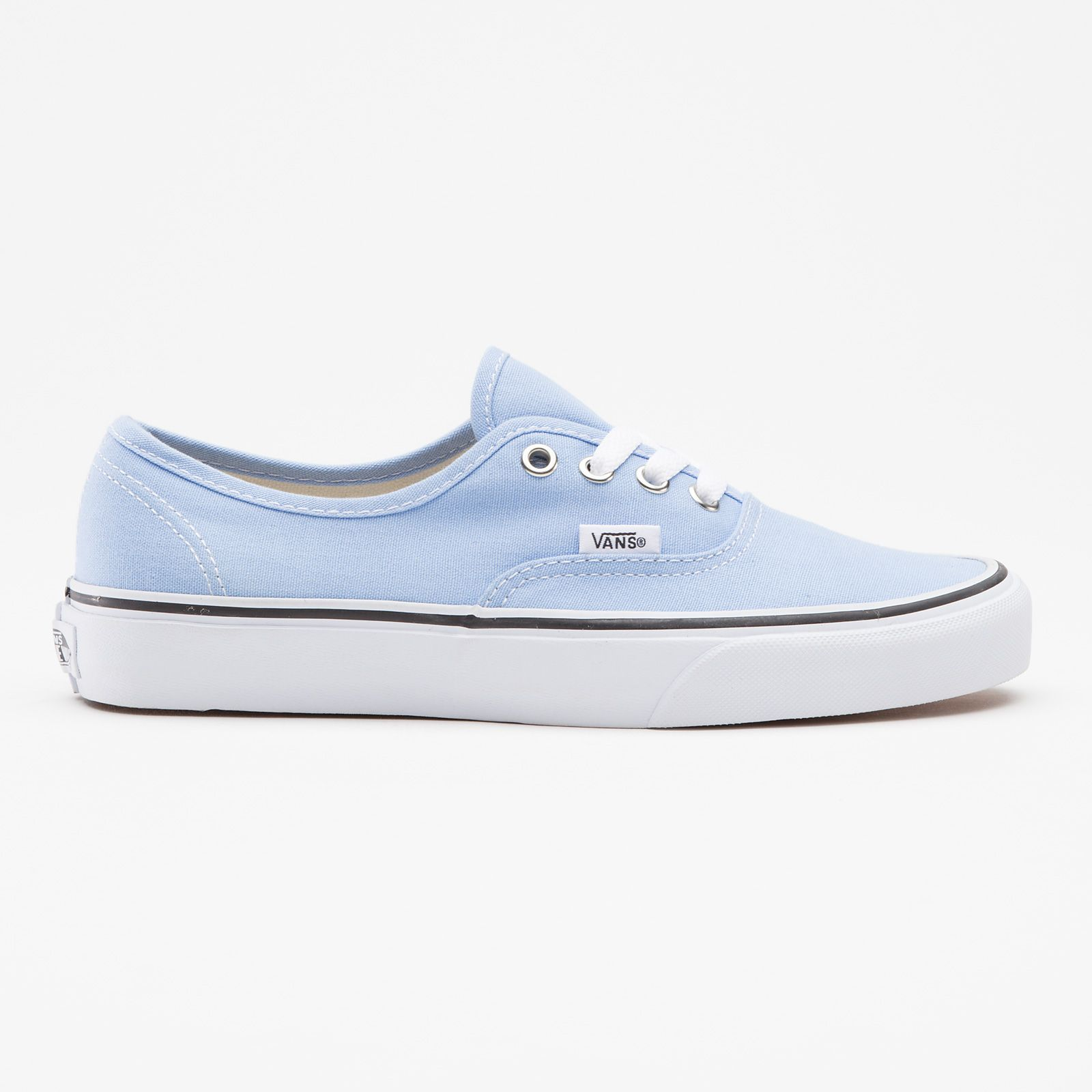 Periwinkle Canvas Authentic VANS.i love these even more than