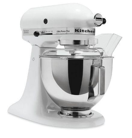 Kitchenaid Ultra Power Plus Stand Mixer White in 2019 ...