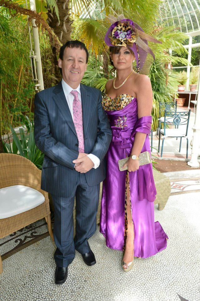 quoti wore this dress to the wedding of una healy and ben