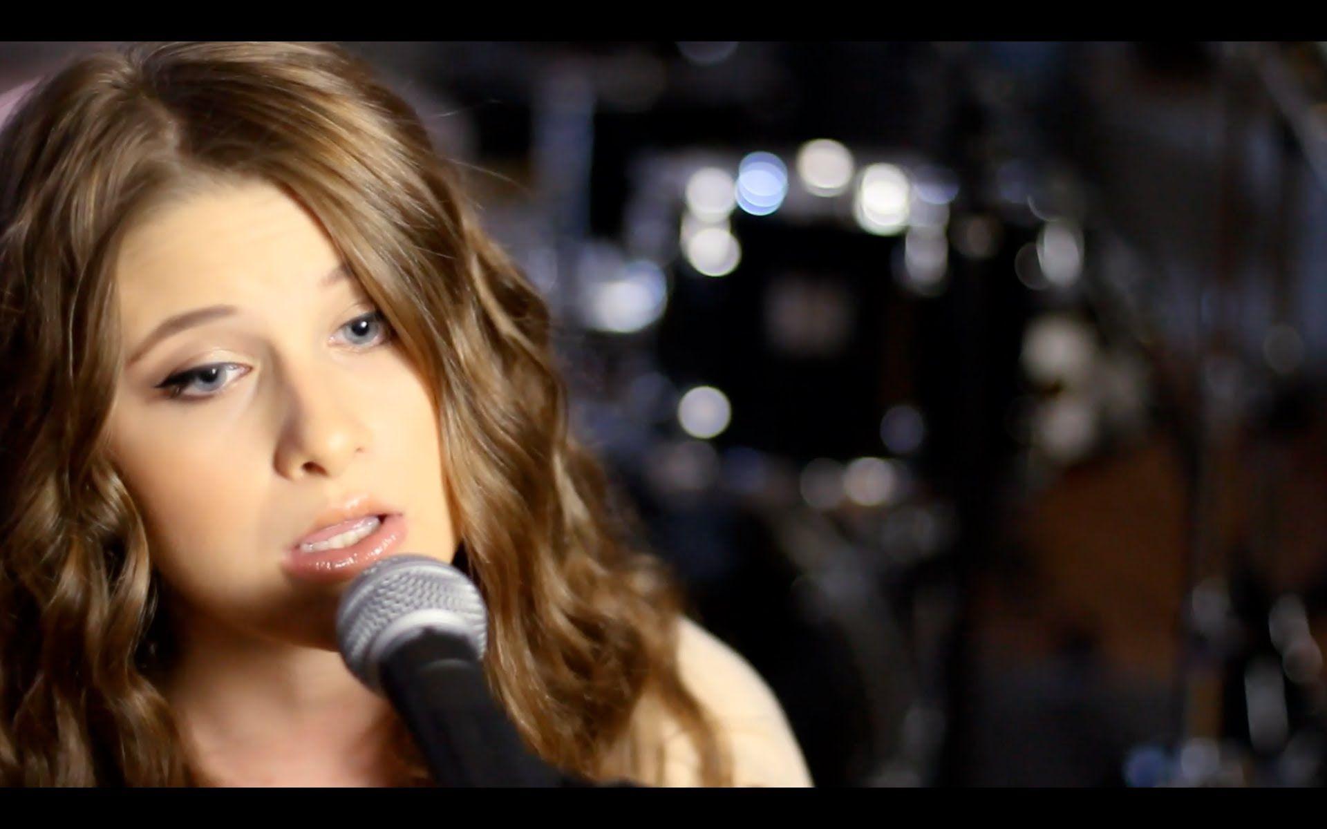OneRepublic - Come Home - Official Acoustic Music Video - Savannah Outen...