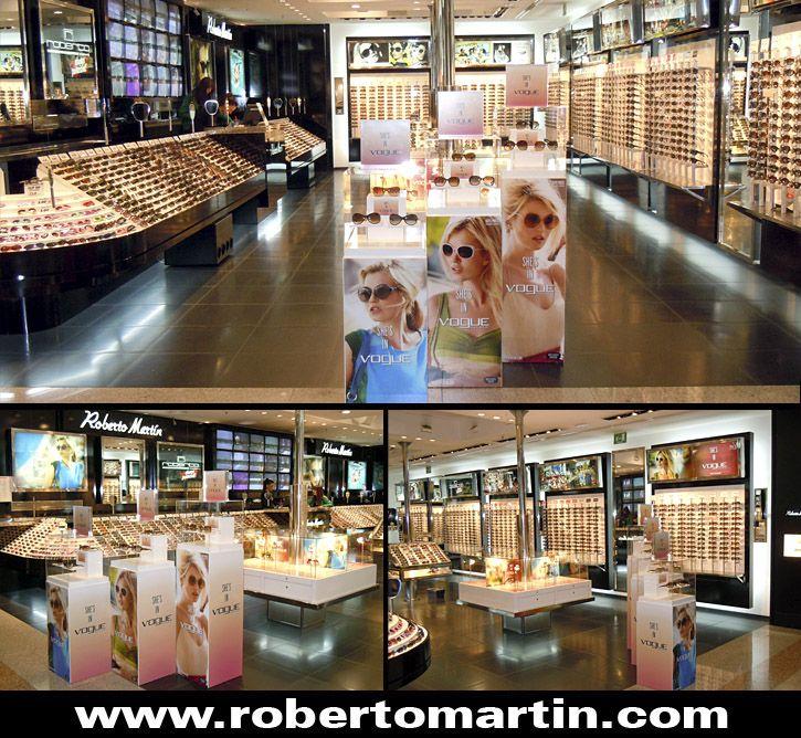Gafas de Sol en Fuenlabrada, Centro Comercial Loranca: Roberto Martín