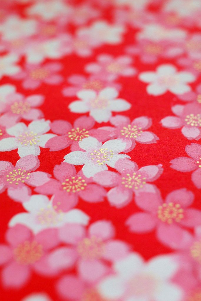 neo-japanesque: Japanese paper: Big size High quality Japanese paper washi Kyoto yuzen by karaku tokyo
