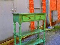 Merveilleux Distressed Console Table @ Ritchieu0027s Furniture U0026 Appliance.
