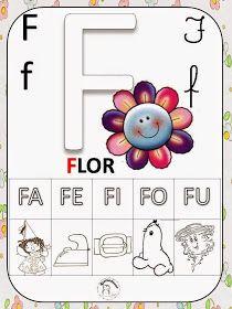 Alfabeto Ilustrado E Silabado Atividade Alfabeto Educacao