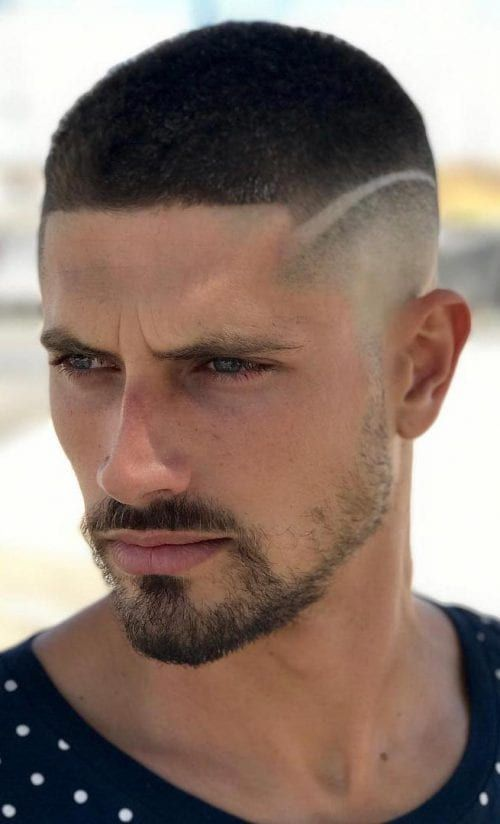 125 Best Haircuts For Men In 2020 Ultimate Guide: Pin On Buzz Cuts