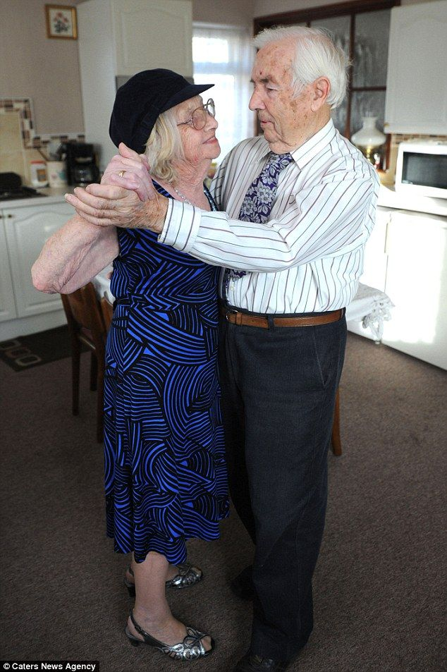 70th wedding anniversary couple say it's thanks to