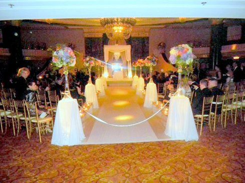 This Is Quite The Wedding Ceremony Setup Www Djboogieshoes Com