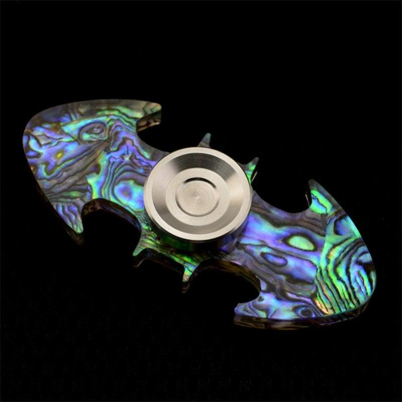 Supler Light Sea Shell Batman High End Fid Spinner Hand Spinner