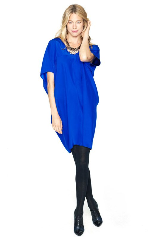 The Slouch Dress Short http://mamasmolonas.com/hatch-collection-ropa-con-estilo-para-embarazadas/