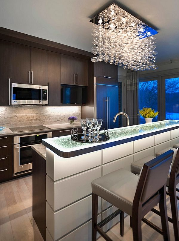 5 Awesome Kitchen Styles With Modern Flair Kitchen Decor Modern Modern Kitchen Design Kitchen Styling Modern