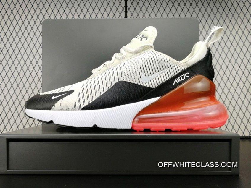 Chaussures NIKE Air Max 270 AH6789 400 Ocean BlissWhiteBlack