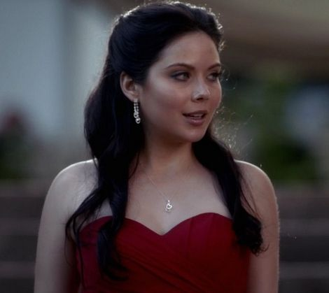 Grace Phipps April Young Tvd The Vampire Diaries Grace Phipps Grace Phillips Celebrities