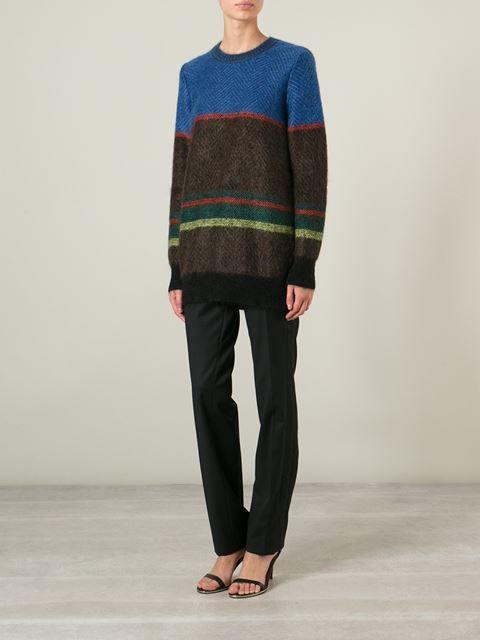 Givenchy Herringbone Jumper - Smets - Farfetch.com