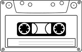 blank tape template birthday party bonanza in 2018 pinterest