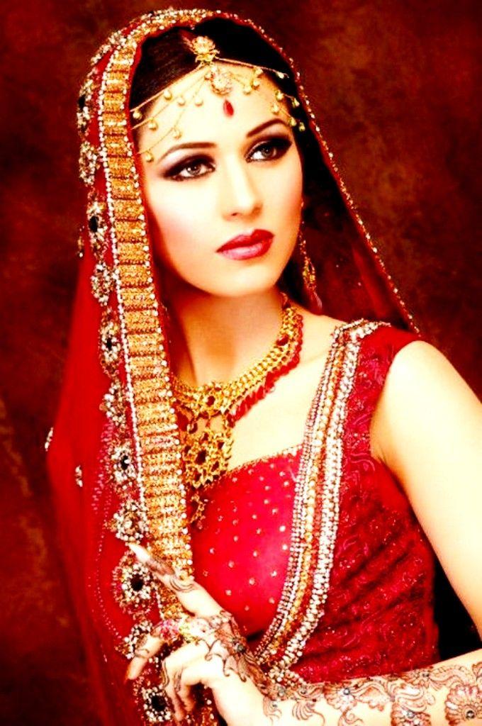 Bridal Makeup & Jewellery Bridal, Wedding makeup looks