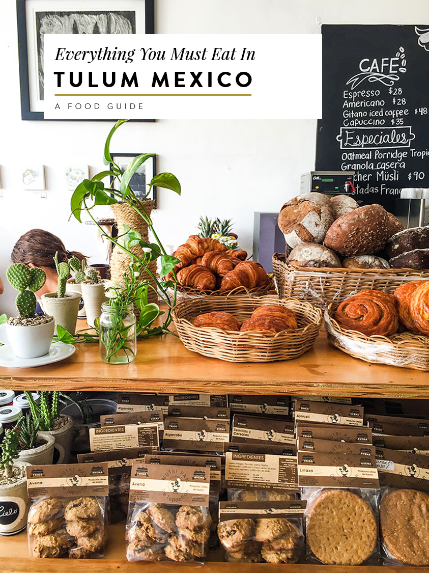 Tulum Mexico Food Guide Best Restaurants For Gluten Free Vegan Raw And Tacos Mexican Fusion