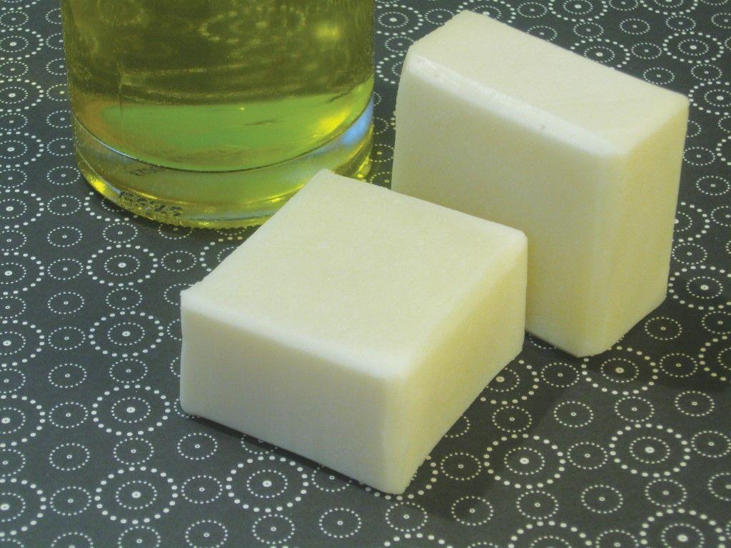 Cold Process - Basic Olive Oil Soap Recipe