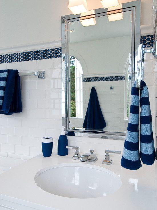 Boys Bathroom Like The Tile Bathrooms Need Fixing Pinterest