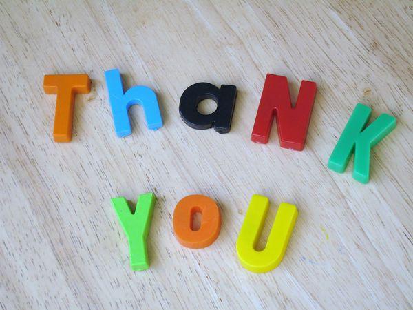 Basic Living - Blog Attitude of Gratitude at Thanksgiving Time