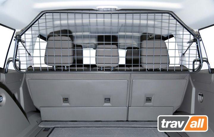 Custom Made Dog Guard For Dodge Nitro 2007 On Pet Barrier Dodge Nitro Wire Dog Crates