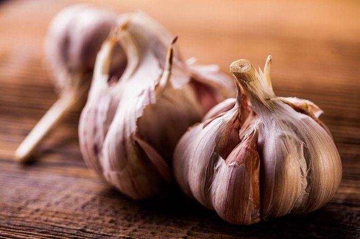 ¿Puede el ajo curar los parásitos intestinales?