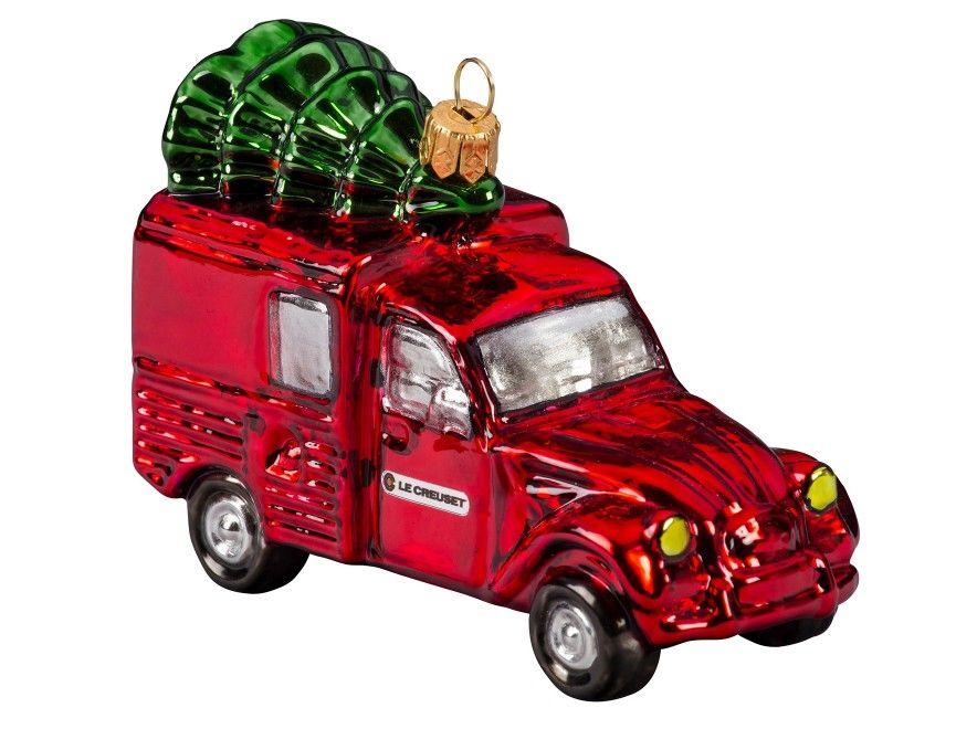 Truckette Ornament