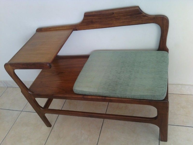 Telephone Chair - Antique Phone Table - Best Table 2018