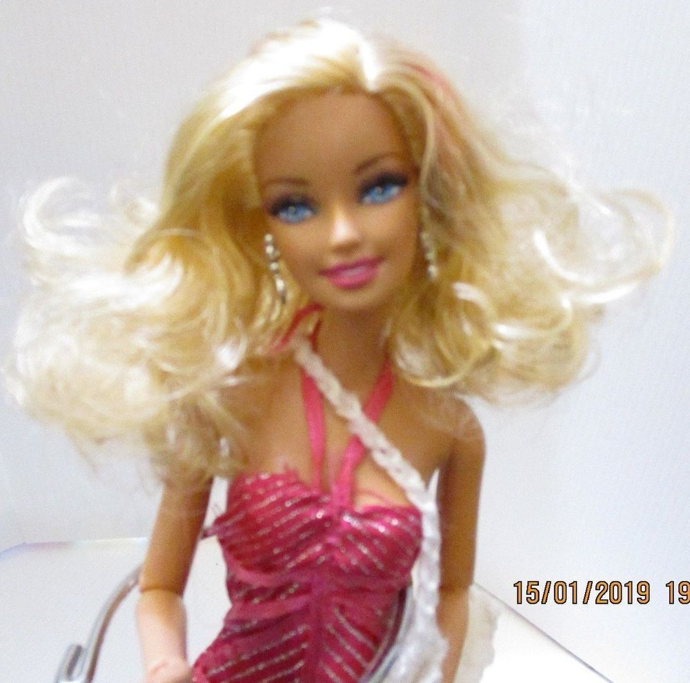 Barbie My Scene Bryant Ken Doll Articulated Jointed Blonde ...