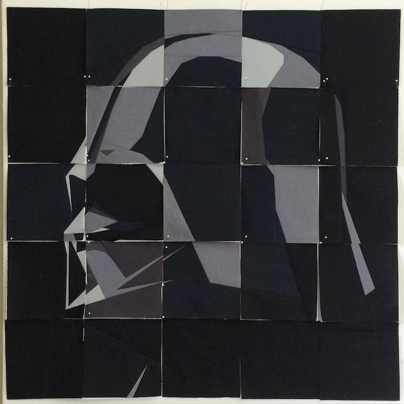 Vader Quilt By Angela Bowman Of Angelab Quilting
