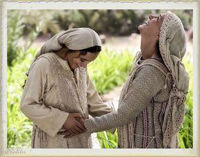 Santa María, Madre de Dios y Madre nuestra: 31 de Mayo, la Visitación de Ntra. Sra. a su prima...