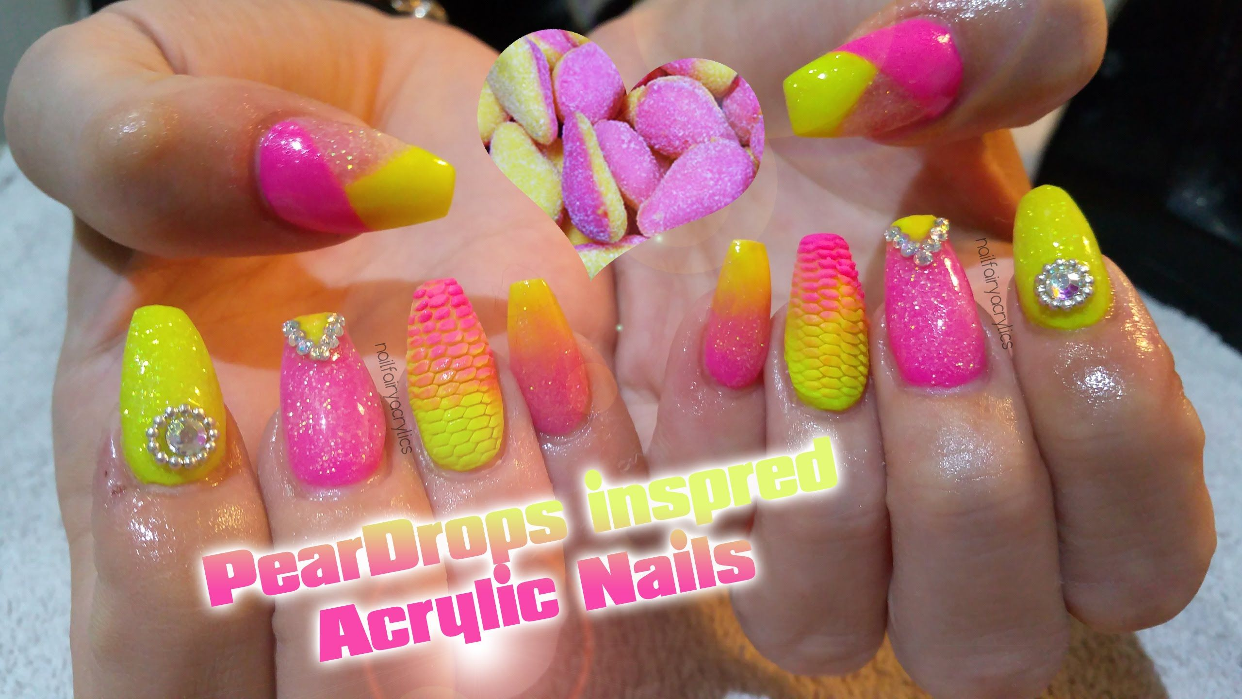 neon nails tumblr - Căutare Google | Neon Nails ❤ | Pinterest ...