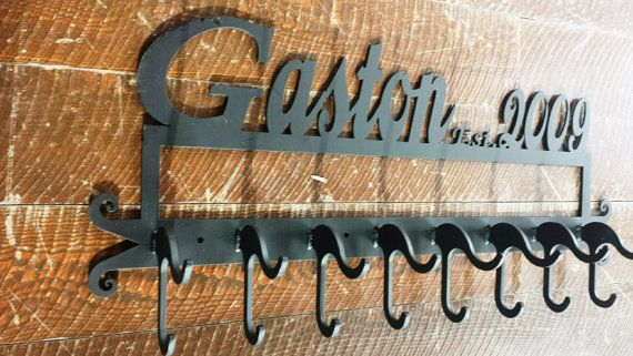 Personalized Handcrafted Wrought Iron Wall Mounted Coat Rack Iron Wall Wall Mounted Coat Rack Handcraft