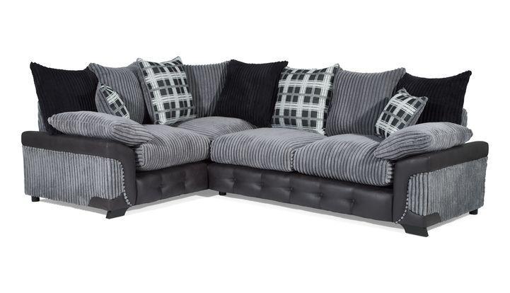 Sofa Cover Logan Corner Group RHF Scatter Back
