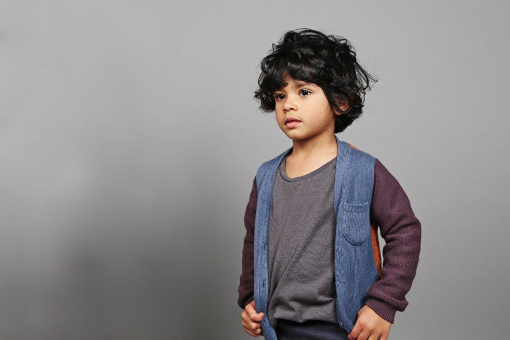 Boys cardigan from Imps and Elfs at Little Hanbury