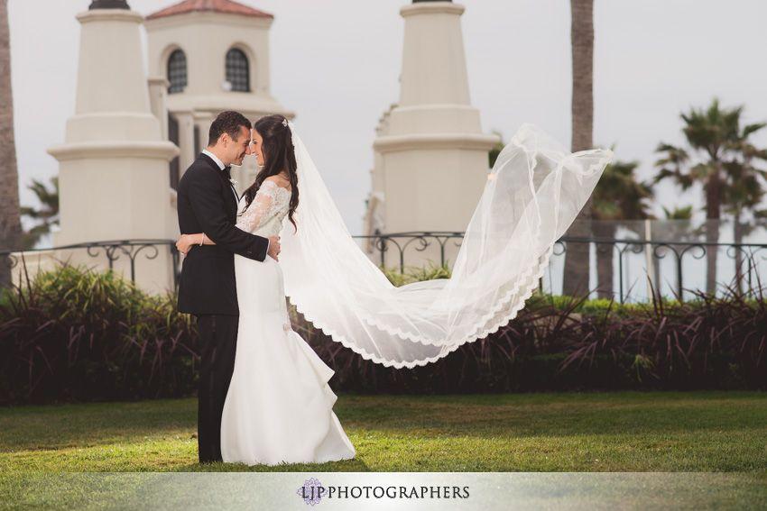 Hyatt Huntington Beach Wedding | Hala & Rajaie