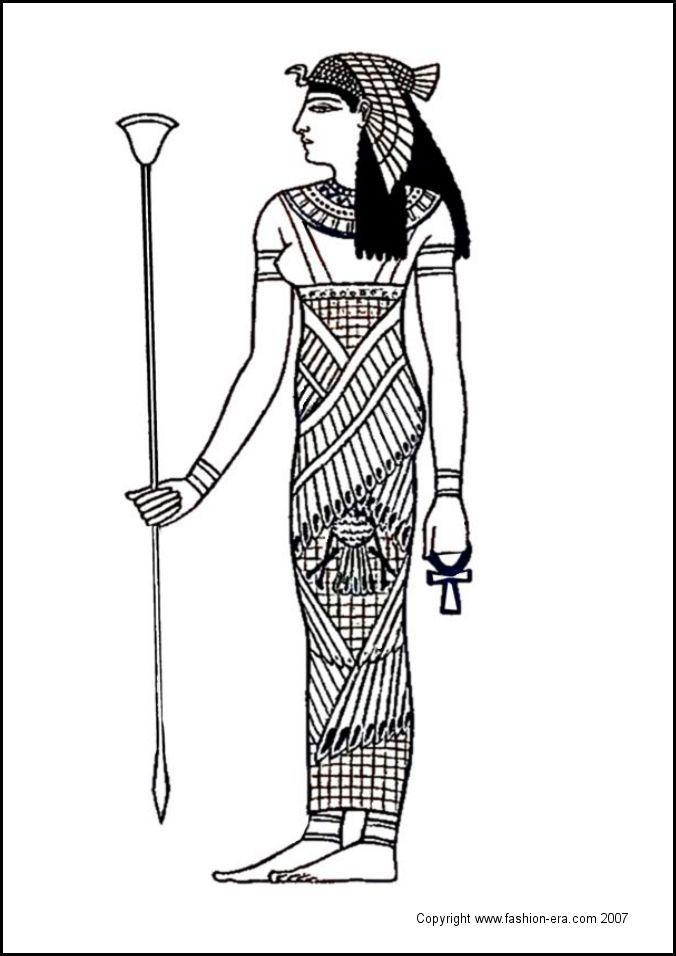 Egyptian Line Art Arte Egipcia Egito Desenhos