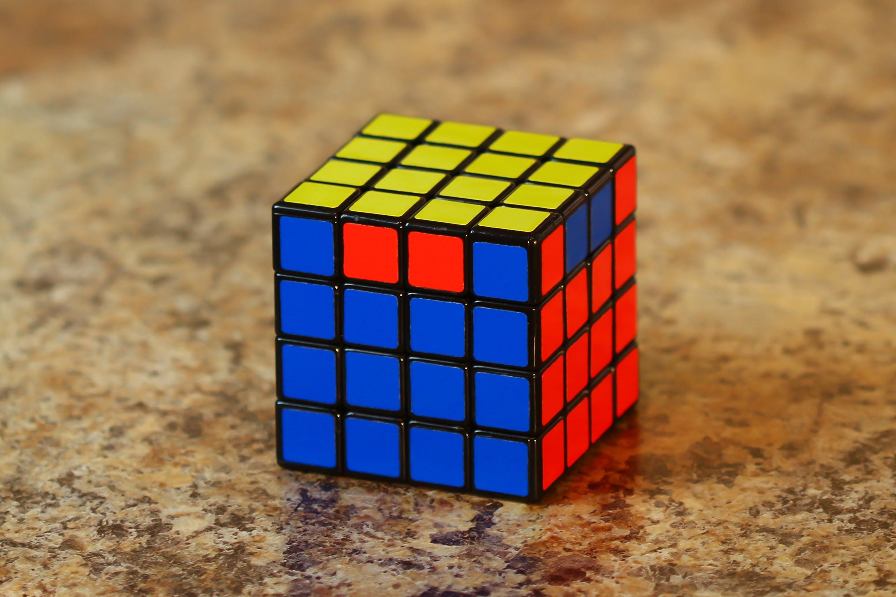 Easiest Tutorial How to Solve the 4x4 Rubik's Cube (The