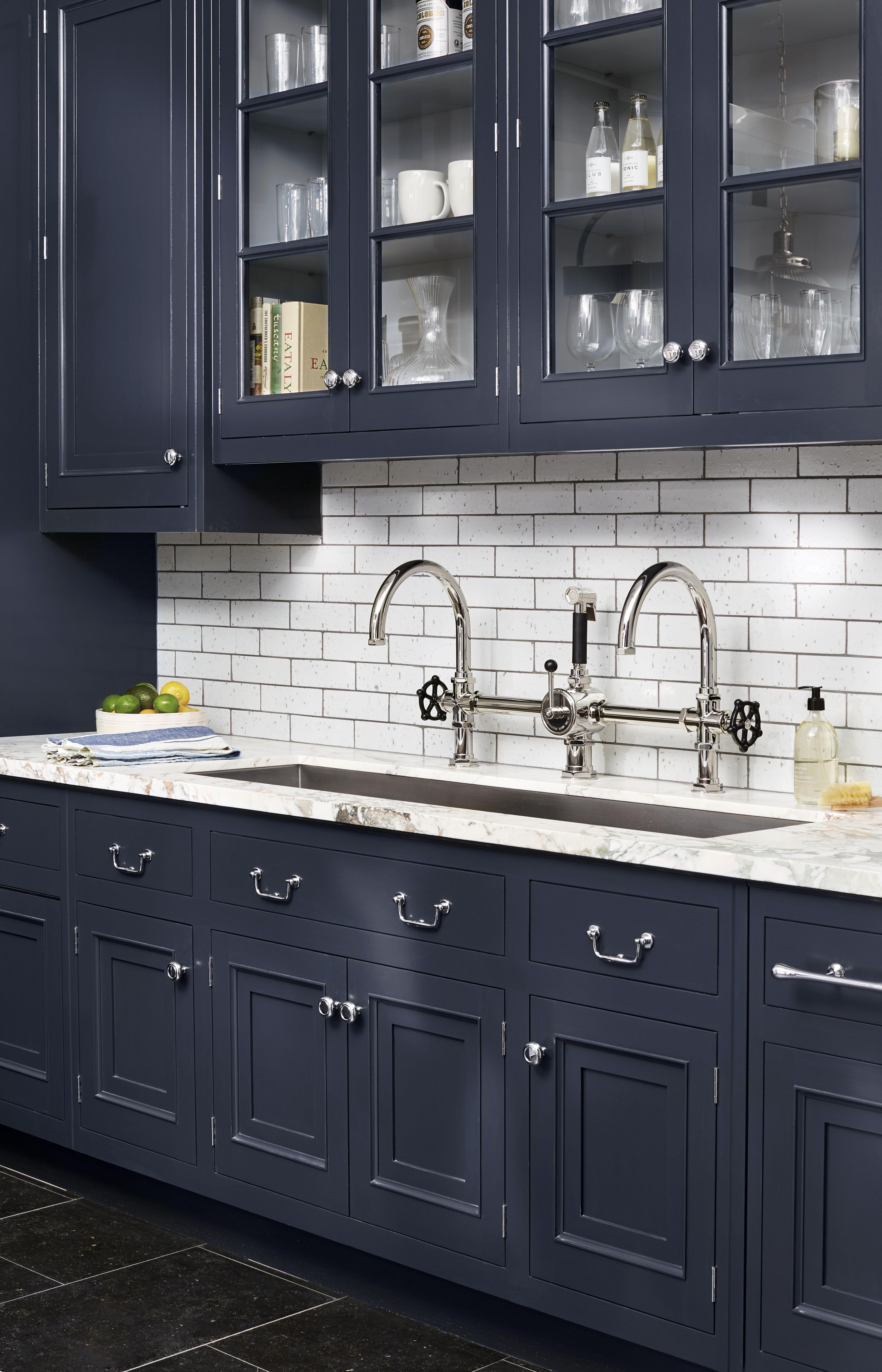 Regulator Gooseneck Double Spout Marquee Kitchen Faucet Matte Black Wheel Handles And Spray Interior Design Kitchen Kitchen Design Kitchen Unit Designs