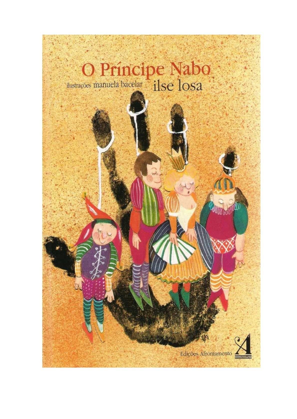 Download As Pdf O Principe Nabo Ilse Losa Livros De