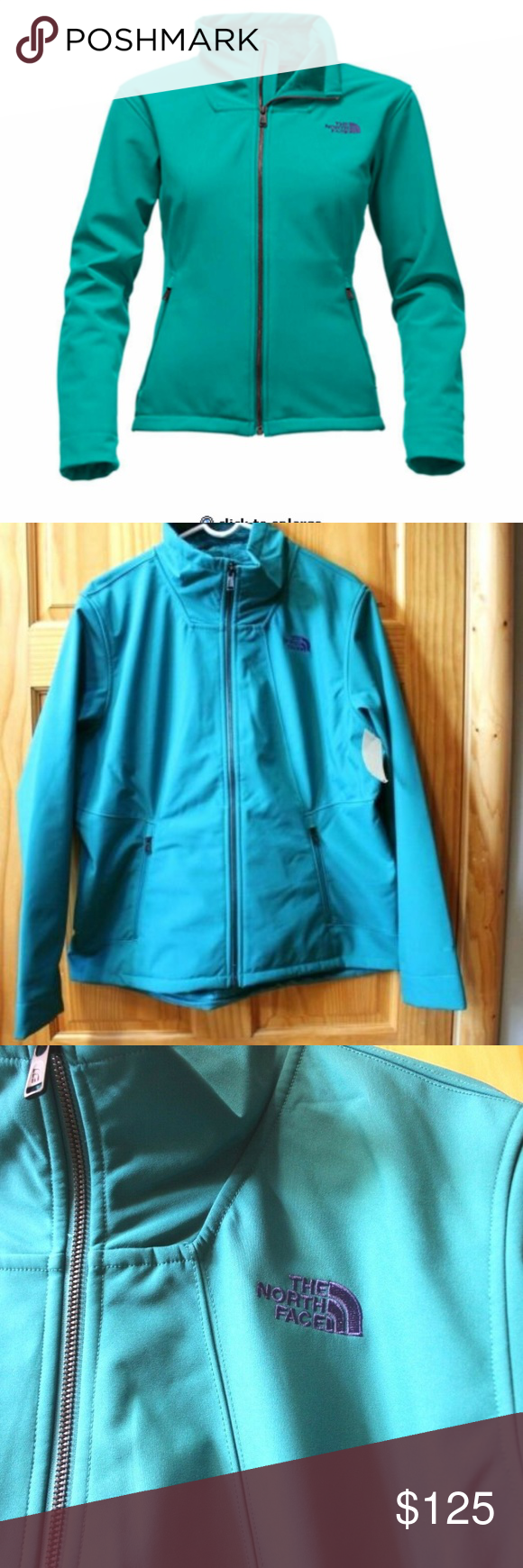 9225f27b6 North Face Apex Chromium Thermal Jacket XLTG NEW North Face Women's ...