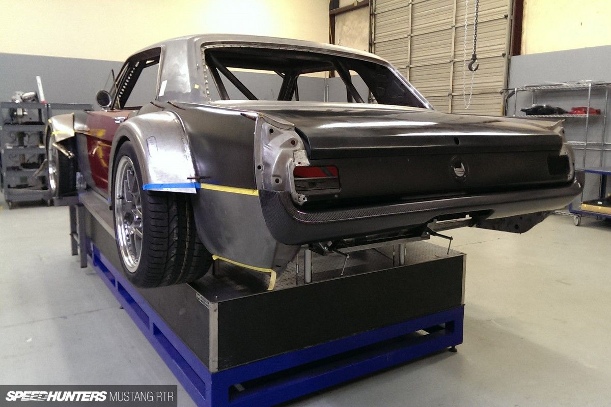 From Concept To Reality The Hoonicorn Rtr Build Story Speedhunters In 2020 Mustang Body Kit Luxury Car Interior American Classic Cars