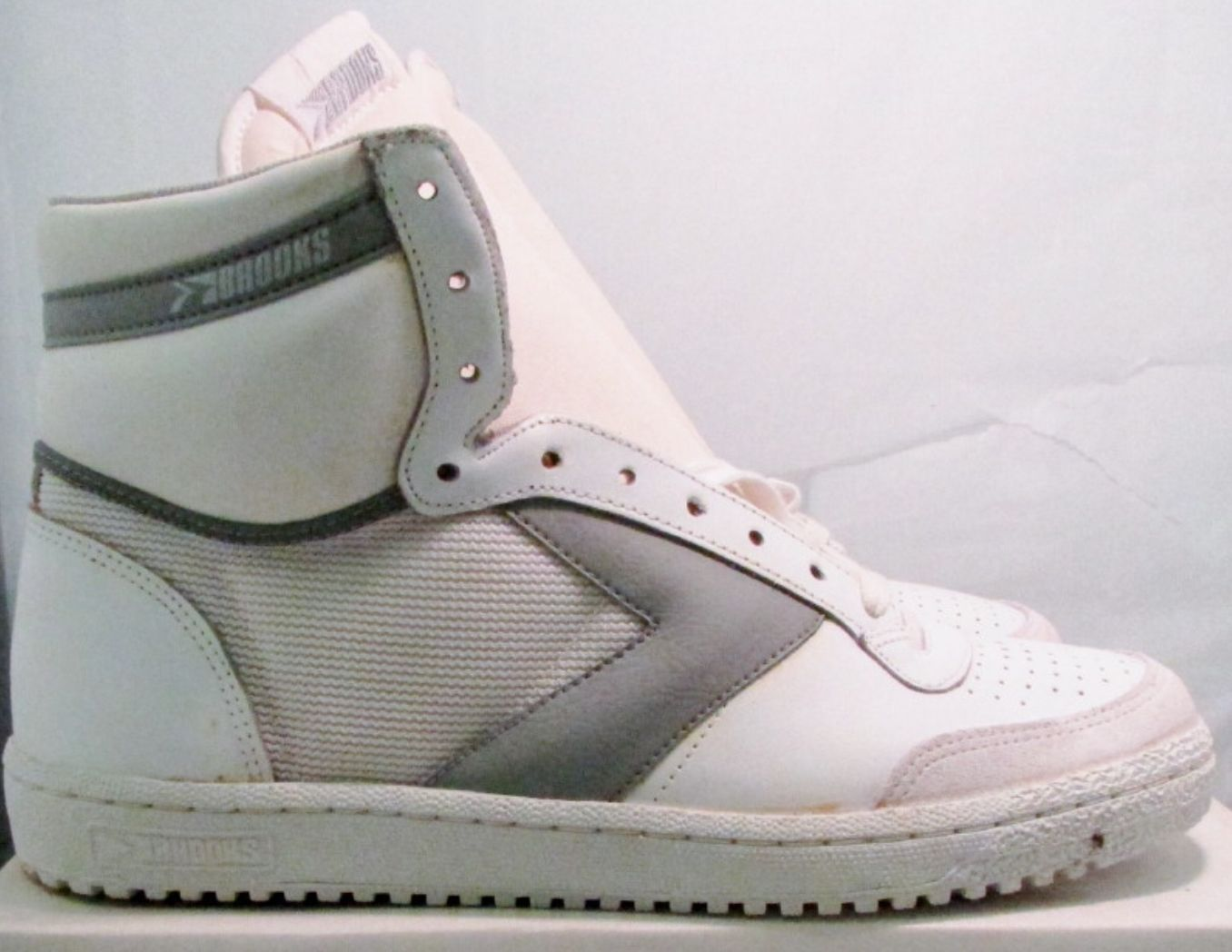 exclusive deals limited guantity picked up Vintage 80's Brooks Basketball Hi-tops, Deadstock in 2019 ...